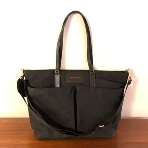 Marc Jacobs - Black baby bag w/ crossbody strap